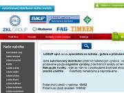 WEBOVÁ STRÁNKA LOGUP, spol. s r.o. Lo�iska, gufera �st� nad Labem