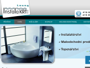 WEBSITE Instala KRT s.r.o.