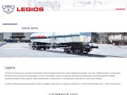 WEBOVÁ STRÁNKA Legios Loco a.s.