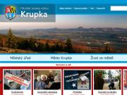 WEBOVÁ STRÁNKA Město Krupka