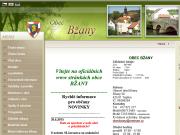 SITO WEB OBEC BZANY