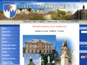 WEBOVÁ STRÁNKA Obec Staňkovice
