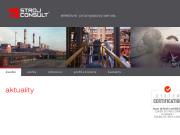 WEBOVÁ STRÁNKA STROJCONSULT Litvínov s.r.o. Povrchová ochrana kovů a betonů Litvínov