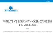 WEBOVÁ STRÁNKA Paracelsus s.r.o.