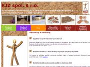 WEBOVÁ STRÁNKA KJZ, spol. s r.o. Výroba korkových výrobků Chomutov