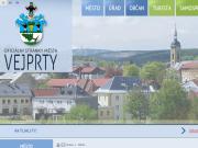 WEBOVÁ STRÁNKA Městský úřad Vejprty