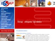 SITO WEB ELSTAP - Janovsky Jan Termokabelove vytapeni Most