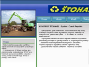 WEBOVÁ STRÁNKA Štoky s.r.o. Výkup, zpracování a prodej odpadů