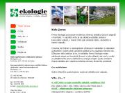 WEBOVÁ STRÁNKA EKOLOGIE s.r.o.