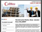 WEBOVÁ STRÁNKA COLLMONT- Lubo� Hrab�nek Stavebn� pr�ce Kladno