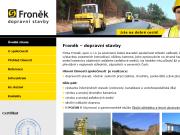 SITO WEB Fronek, spol. s r.o. Dopravni stavby Rakovnik