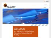 WEBOVÁ STRÁNKA C connect s.r.o.