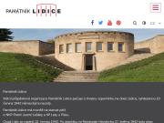 SITO WEB Pamatnik Lidice prispevkova organizace Ministerstva kultury