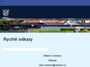 WEBOVÁ STRÁNKA Obecní úřad Obříství