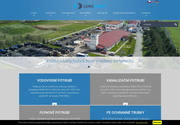 WEBSITE LUNA PLAST a.s.