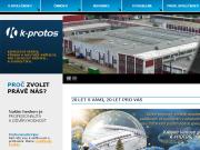 SITO WEB K-PROTOS, a.s.