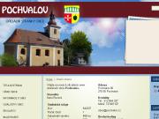 WEBOVÁ STRÁNKA Obec Pochvalov