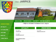 WEBOVÁ STRÁNKA Obec Jarpice
