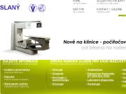 SITO WEB Fiedler Jaroslav MVDr. - Veterinarni klinika Slany