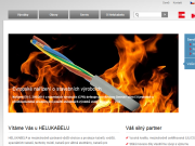SITO WEB Helukabel CZ s.r.o. Vyroba, prodej kabelu a vodicu Kladno