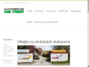 SITO WEB Libor Miltner - Autoservis, pneuservis