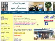 WEBOVÁ STRÁNKA Obchodní akademie a Vyšší odborná škola, Příbram I, Na Příkopech 104