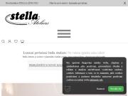 WEBOVÁ STRÁNKA Stella Ateliers, s.r.o. výroba bytového textilu