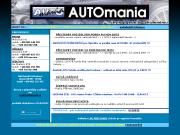 SITO WEB AUTOmania Prestavby vozidel Pribram