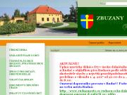 WEBOVÁ STRÁNKA Obec Zbuzany