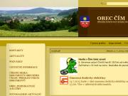 SITO WEB OBEC CIM