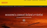 WEBOVÁ STRÁNKA SAKUTUS spol.s r.o.
