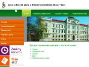 SITO WEB Vyssi odborna skola Stredni zemedelska skola