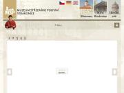 WEBOVÁ STRÁNKA Muzeum středního Pootaví Strakonice