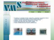SITO WEB Vodohospodarska montazni, servisni a obchodni spolecnost s.r.o. VMS