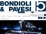 WEBOVÁ STRÁNKA OM PROTIVÍN a.s. - Bondioli & Pavesi Výroba přesných ozubených kol