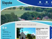 WEBOVÁ STRÁNKA Obec Slapsko