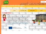 SITO WEB Zakladni skola a Materska skola Tabor, namesti Mikulase z Husi 45