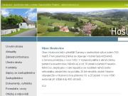 WEBOVÁ STRÁNKA Obec Hoslovice