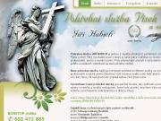 WEBOVÁ STRÁNKA Jiří Habich - Pohřební služba Habich
