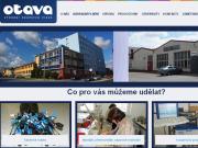 WEBOVÁ STRÁNKA OTAVA, výrobní družstvo
