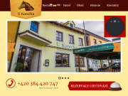 WEBOVÁ STRÁNKA Hotel U Koníčka JSWK s.r.o.