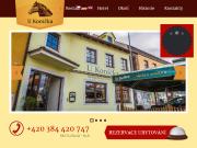 SITO WEB Hotel U Konicka JSWK s.r.o.