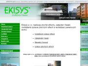SITO WEB EKISYS spol.s r.o.