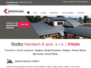SITO WEB KAMLACH & spol.s r.o.