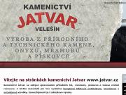 SITO WEB Kamenictvi JATVAR Velesin