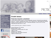 WEBOV� STR�NKA METROPOL, spol. s r.o.