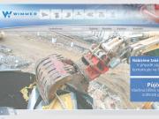 WEBOVÁ STRÁNKA Wimmer International CZ s.r.o. Hydraulick� bourac� kladiva