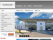 SITO WEB Porsche Inter Auto CZ, spol.s r.o. Porsche Ceske Budejovice