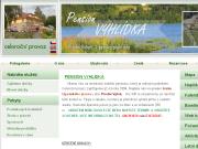 WEBSITE Pension Vyhlidka Frantisek Jakubec