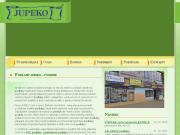 SITO WEB JUPEKO - Julius Trca